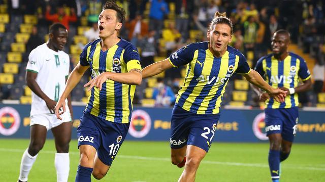 Haftanın kazananı Fenerbahçe oldu