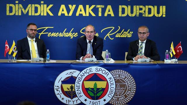 """Fenerbahçeden """"Futbolda şike kumpası"""" davasıyla ilgili bilgilendirme"""