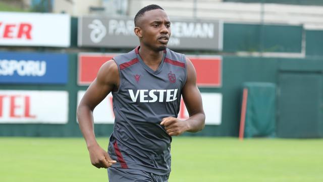 Trabzonsporda Fode Koita antrenmanda sakatlandı