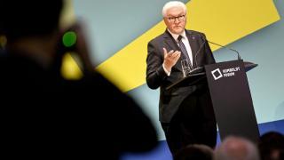 Steinmeier: Avrupalı Yahudilerin öldürülmesinden hala Almanlar sorumlu