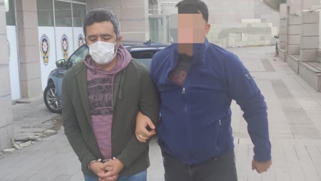 FETÖ firarisi istihbaratçı komiser saklandığı evde yakalandı
