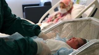 Ankara Şehir Hastanesi'nde tedavi gören 33 hamileden 32'si aşısız
