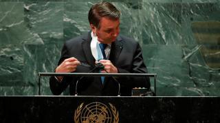 Brezilya'nın BM heyetinde bir kişinin COVID-19 testi pozitif çıktı