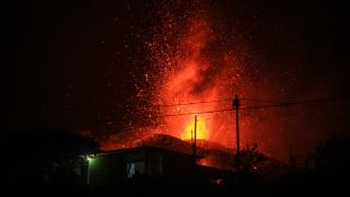 Cumbre Vieja Yanardağı'ndaki patlamaların şiddeti arttı