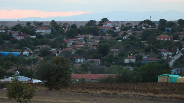 Edirnede 8 köy mavi dil karantinasına alındı