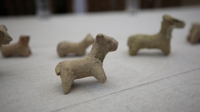 Irakta milattan önce 4300 yılına ait kil eserler bulundu