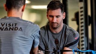 Messi Montpellier maçında da oynayamayacak