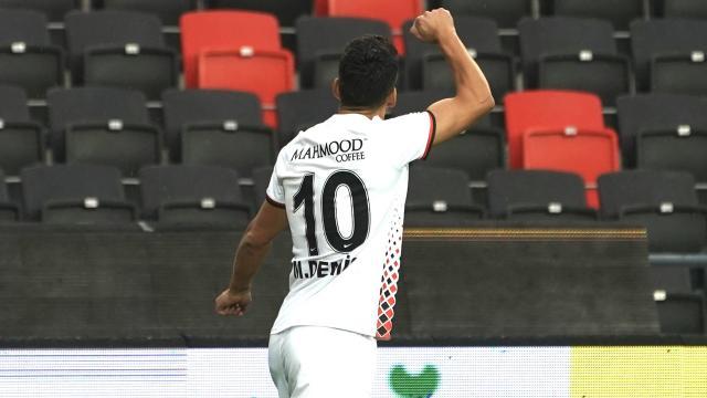 Süper Ligin en erken golü Muhammet Demirden