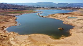 Bodrum'da kuraklık alarmı: Mumcular Barajı yüzde 10'un altına indi