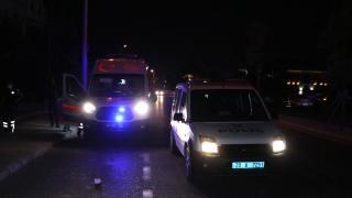 Yoldan geçen araçlara taş atan kişi gözaltına alındı