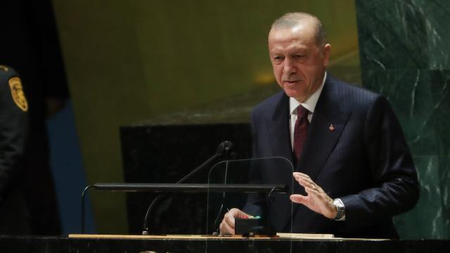Cumhurbaşkanı Erdoğan: ABDnin Afgan mülteciler konusunda daha fazlasını yapması gerek