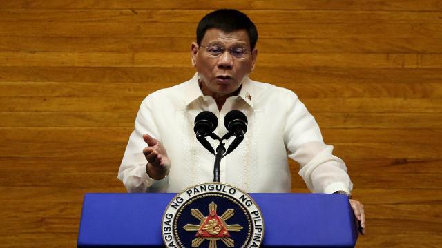 Filipinler Devlet Başkanı aşı stoklayan zengin ülkeleri eleştirdi