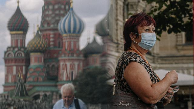 Rusyada günlük en yüksek ölüm kaydedildi