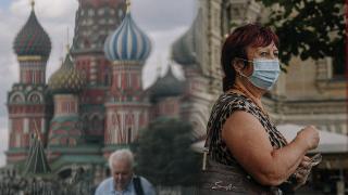 Rusya'da koronavirüs: Ölümler rekor seviyede