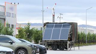 Dünyanın en verimli türbinlerinden biri Türkiye'de üretiliyor