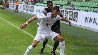 Sivasspor'da savunma oyuncusu Goutas forvetleri geçti