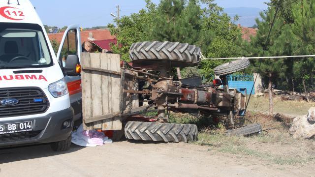 Amasyada 2 trafik kazasında 1 kişi öldü, 2 kişi yaralandı