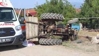 Amasya'da 2 trafik kazasında 1 kişi öldü, 2 kişi yaralandı