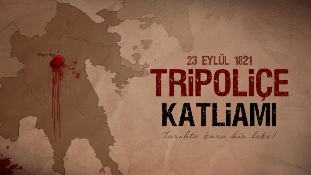 Dışişlerinden Tripoliçe Katliamı mesajı