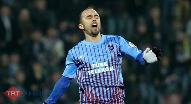 Trabzonspor kupa golcüsüne güveniyor