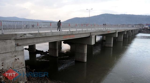 O köprü yeniden inşa edildi
