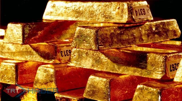 Altın rezervi buldular