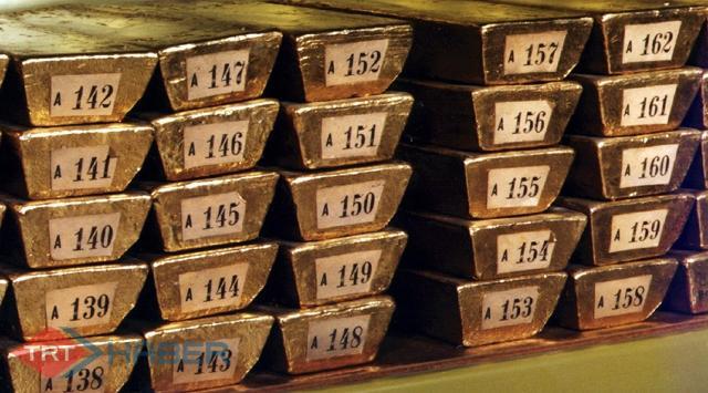 Rusya 200 ton altın buldu