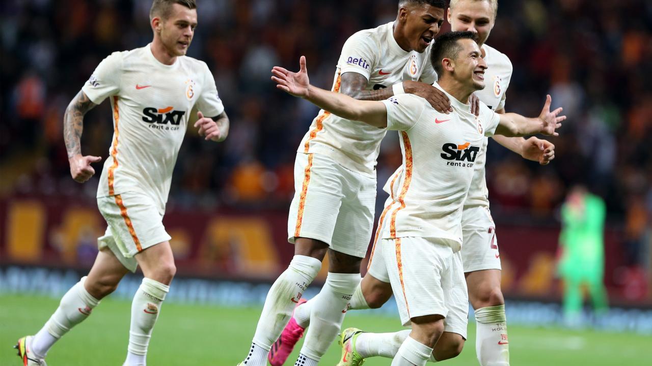 Galatasaray, ligde 4 maç sonra kazandı