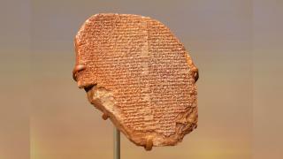"ABD 3 bin 500 yıllık ""Gılgamış Rüya Tableti""ni Irak'a iade etti"