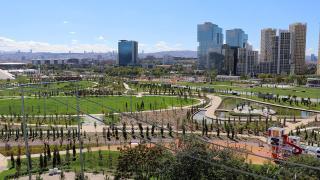 AKM Millet Bahçesi 28 Ekim'de açılıyor