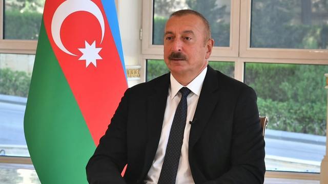 Aliyev: Ermenistanla ilişkiler kurmak istiyoruz