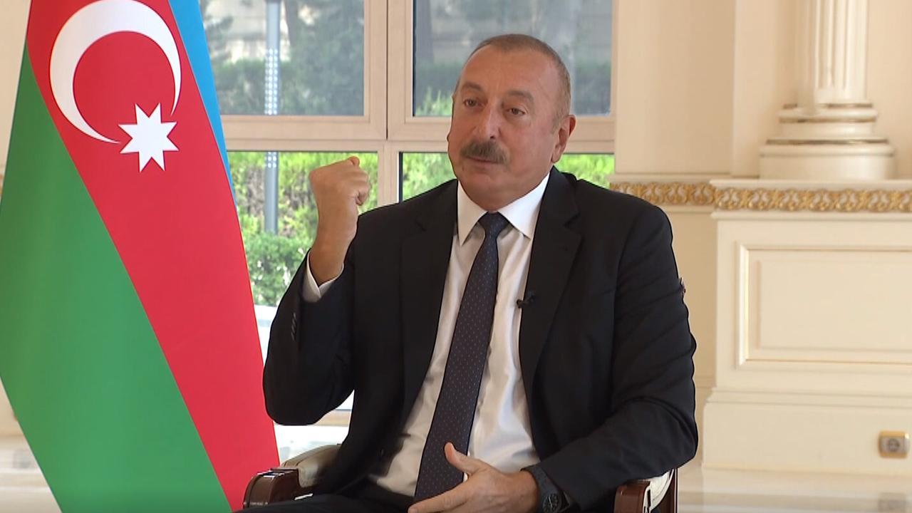 Karabağ'da barış için tüm yolları kullandık
