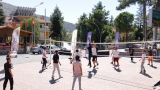 Akseki'de `Avrupa Spor Haftası` etkinliklerle kutlandı