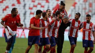 Antalyaspor üç puanı son dakikada aldı