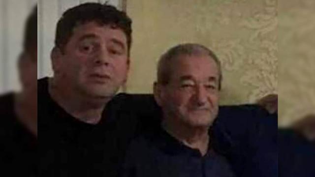 Babayla oğlu 12 gün arayla hayatını kaybetti