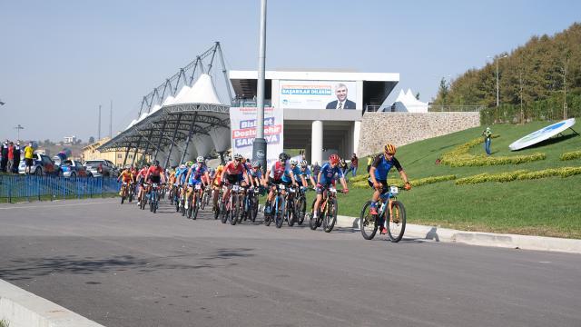 Sakarya `Bisiklet Şehri` unvanı aldı