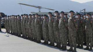 """Bosna Hersek'te """"EUFOR-Hızlı Cevap 2021"""" tatbikatı başladı"""