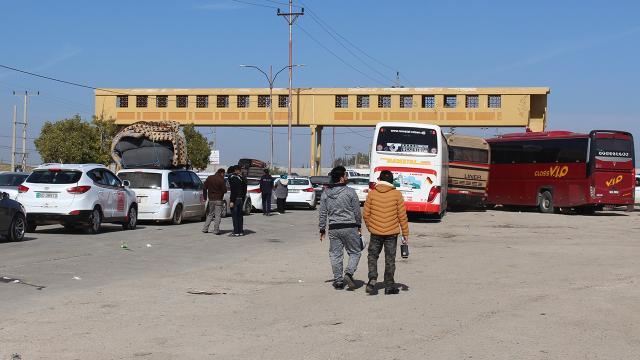 Ürdün ile Suriye arasındaki Cabir Sınır Kapısı yeniden açılıyor