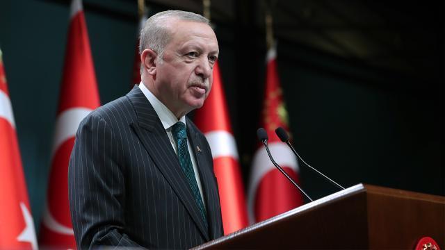 Cumhurbaşkanı Erdoğandan G20ye Afganistan önerisi