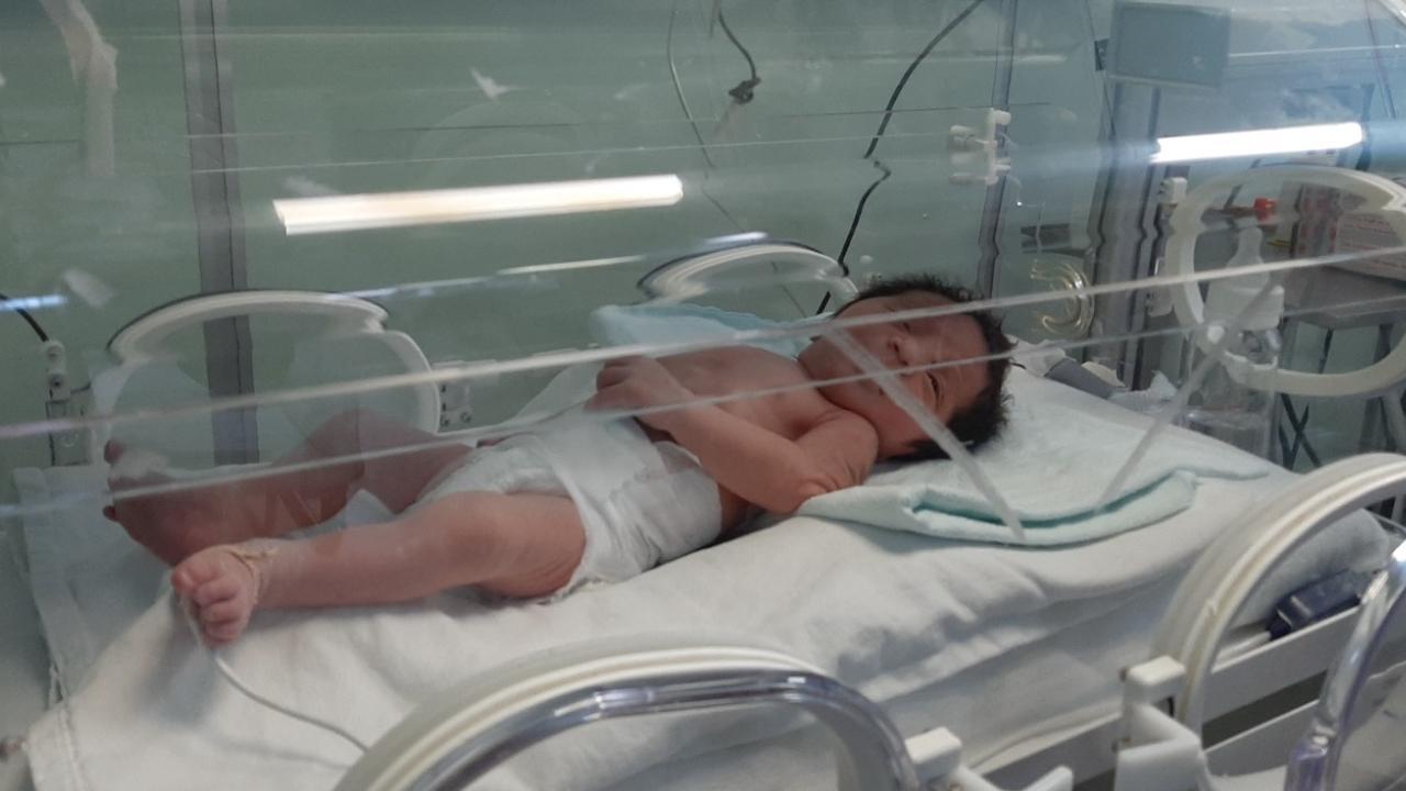 'Fatma' bebek devlet korumasına alınacak