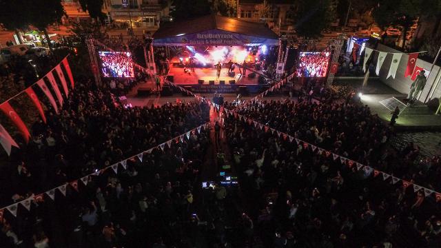 """Manisada """"Beşibiryerde Turizm ve Sanat Festivali"""" tamamlandı"""