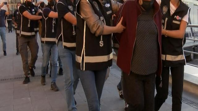 İzmir merkezli 3 ilde PKK/KCK operasyonu: 10 gözaltı