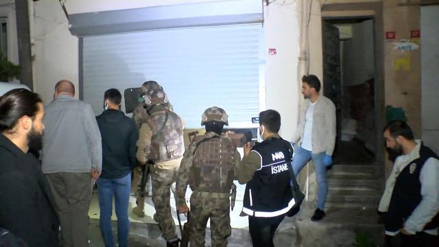 5 kentte uyuşturucu tacirlerine operasyon: 32 gözaltı