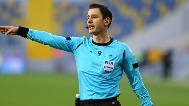 Salzburg-Lille maçında Halil Umut Meler düdük çalacak