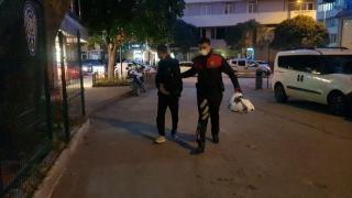 İnegöl'de cep telefonu hırsızlığı şüphelisi gözaltına alındı