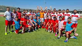 İşitme Engelliler Milli Futbol Takımı olimpiyat kotası aldı