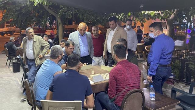 İzmir İl Emniyet Müdürü Şahne, Bucayı ziyaret etti