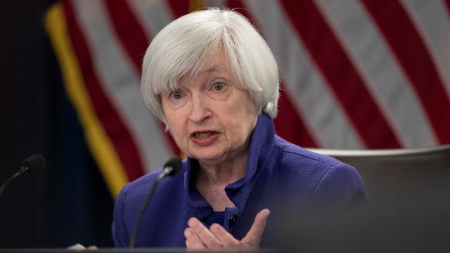 ABD Hazine Bakanı: Kongrenin borç limitini hızla ele alması zorunludur