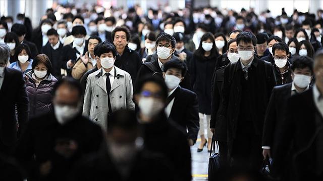 Japonyada nüfusun yüzde 64ten fazlası çift doz aşılandı