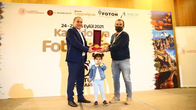 """""""Kapadokya Foto Safari"""" yarışmasında ödüller sahiplerini buldu"""